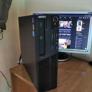 Lenovo ThinkCentre M81 - SFF - Core i3 2120 3.3 GHz - 8 GB - 1 ΤB Win.10Pro