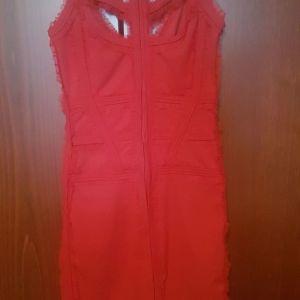 Μίνι φόρεμα Lace