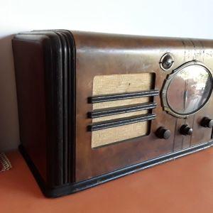 Ραδιόφωνο αντικα