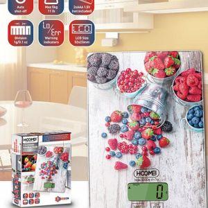 11Ε Ηλεκ τρονική ζυγαριά κουζίνας     52x33mm LCD οθόνη