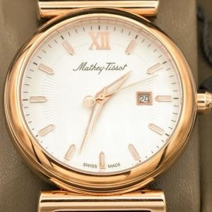 Mathey - Tissot 1886 Swiss Elegance collection