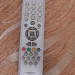 τηλεχειριστήριο από παλιά τηλεόραση toshiba