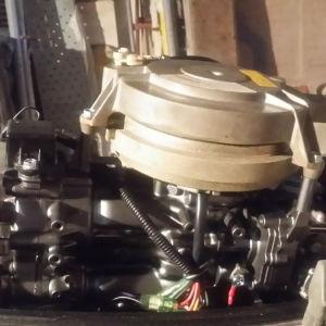 SUZUKI 15 hp δίχρονη