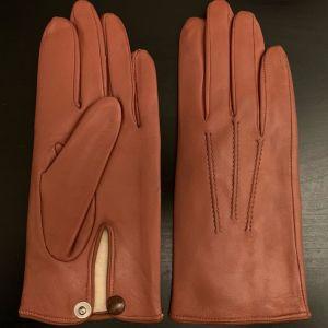 Δερμάτινα ανδρικά γάντια διάφορα μεγέθη καινούργια