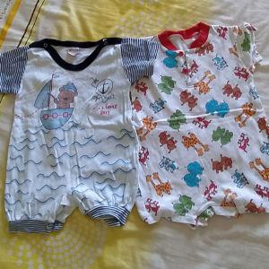 βρεφικά ρούχα για αγόρι 1έτους