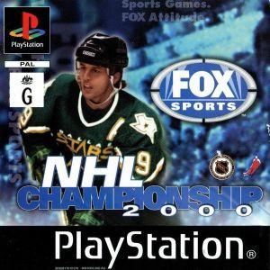 NHL 2000 - PS1