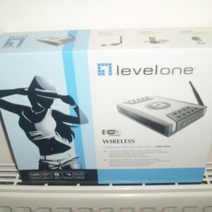 Level One WBR-6003 Καινούριο Router WiFi 150Mbps