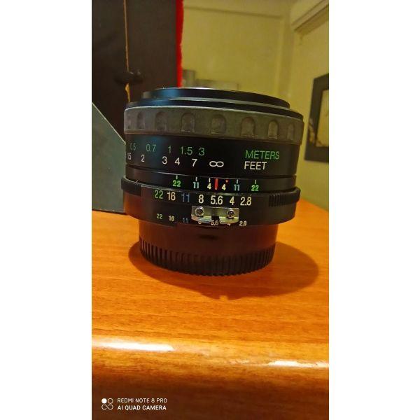fakos Vivitar manual focus 28mm  f2.8