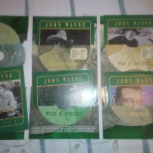 DVD ΤΖΟΝ ΓΟΥΕΪΝ-JOHN WAYNE CLASSICS 6 DVD