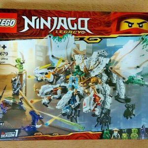 LEGO 70679 NINJAGO The Ultra Dragon ΣΦΡΑΓΙΣΜΕΝΟ