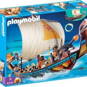 Playmobil 4241: Αιγυπτιακή Γαλέρα (2007)