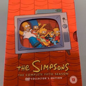 The Simpsons 5ος κύκλος