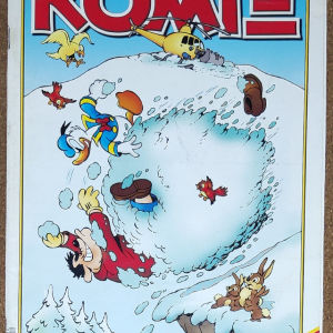 """ΚΟΜΙΞ #294 """"Μονομαχία στα χιόνια"""""""