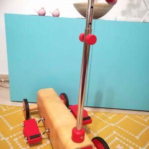 Ξύλινο πατινι /σκούτερ Plan Toys-ΜΕΙΩΣΗ ΤΙΜΗΣ!!!