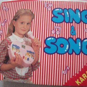 SING SONG KARAOK ΤΗΣ GLOBO ΔΕΚΑΕΤΙΑΣ 1980-1990