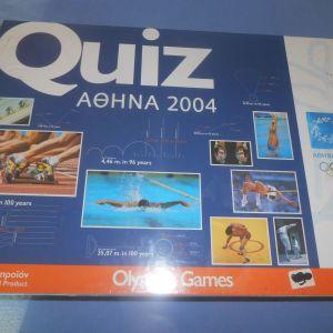 QUIZ ΑΘΗΝΑ 2004