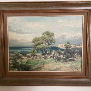 Πίνακας ζωγραφικής Νικολαου Ξένου