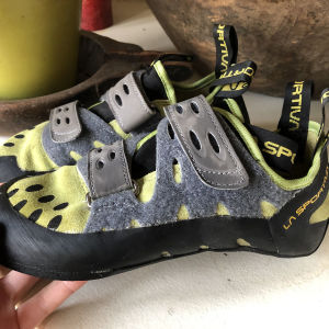Αναρριχητικά παπούτσια  La Sportiva (tarantula) 39.5-ΕΛΑΧΙΣΤΑ ΦΟΡΕΜΕΝΟ