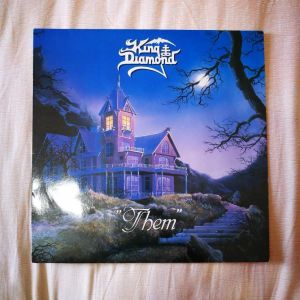 "King Diamond, ""Them"", Vinyl"