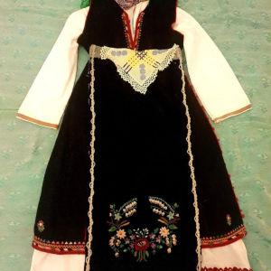 παραδοσιακή φορεσιά  Θράκης