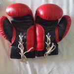 πωλούνται γάντια του μποξ