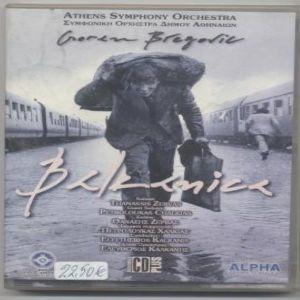 Athens Symphony Orchestra Goran Bregovic  Balkanica