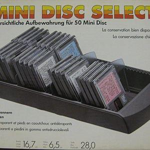 ΘΗΚΗ ΓΙΑ 50 ΜΙΝΙ DISC