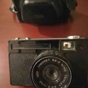 Vintage φωτογραφική μηχανή