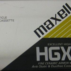 MAXELL 8mm P5-90HGX-M