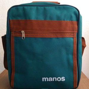 Vintage '90 Συλλεκτική Τσάντα '' Manos ''