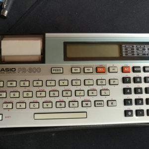 VINTAGE CASIO PB-300 Personal Computer