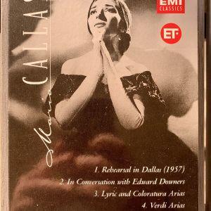 Maria Callas 5 Cd EMI Classics