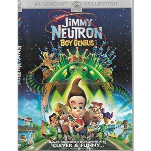 DVD / JIMMY NEUTRON / BOY GENIUS /  ORIGINAL DVD