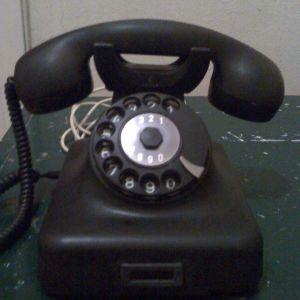 Τηλέφωνο αντίκα Siemens & Halske του 1962