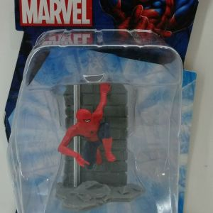 Marvel Collectible Diorama PVC MINI Figure Monogram Spider-man