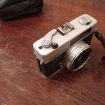 3 Φωτογραφικές: Afgamatic 2000 - Konica C35 - Olympus 35rd