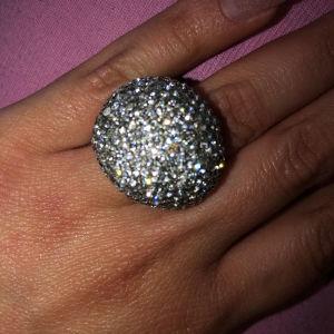 Δαχτυλίδι με στρας