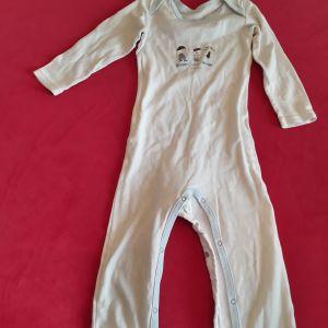 Ολόσωμη φόρμα ύπνου (2-4 ετών)