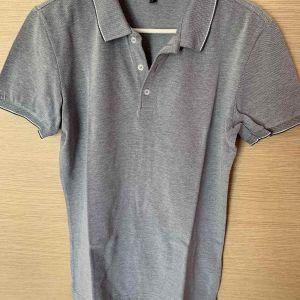 Benetton polo t-shirt + ΔΩΡΟ David Mayer polo t-shirt