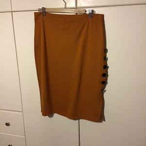 φούστα  μέχρι το γόνατο  3 XL