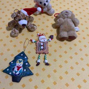 Χριστουγεννιάτικα παιδικά στολίδια