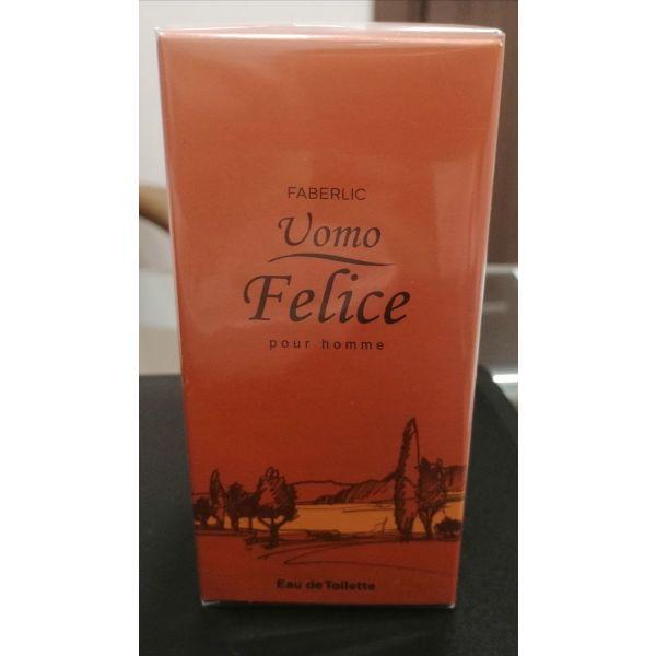 aroma antriko Uomo Felice Faberlic kenourgio 100 ml