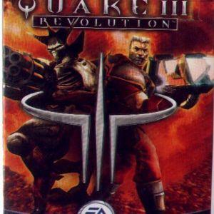 QUAKE III REVOLUTION - PS2