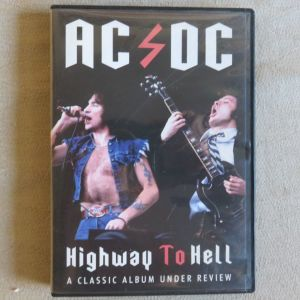 DVD - ACDC Highway to hell