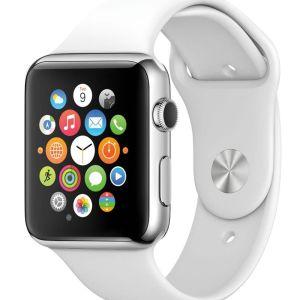 apple watch  44 mm series 6 με φορτιστη λουρακι και στο κουτι