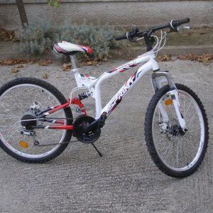 Πωλείται ποδήλατο Sprint Full Suspencion 24 ιντσών, 18τάχυτο, μοντέλο 2015.