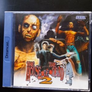 The House of the dead 2 για Dreamcast