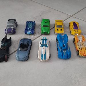 Hot wheels αυτοκινητακια