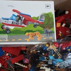 Τουβλάκια τύπου  LEGO