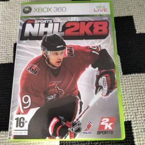 NHL 2K8 XBOX 360